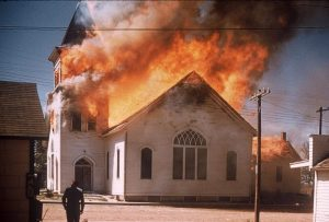 church fire safety